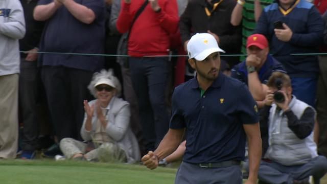Abraham Ancer highlights from 2019 Presidents Cup