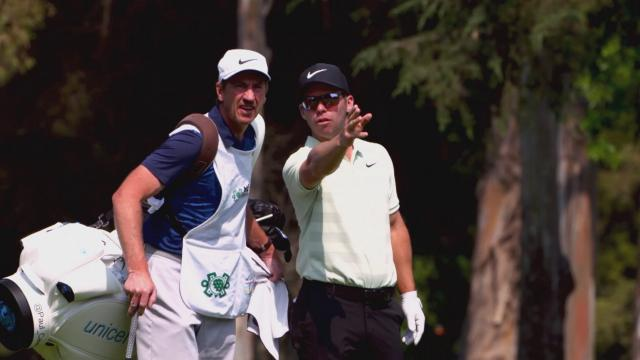 Paul Casey and John McLaren's unique relationship