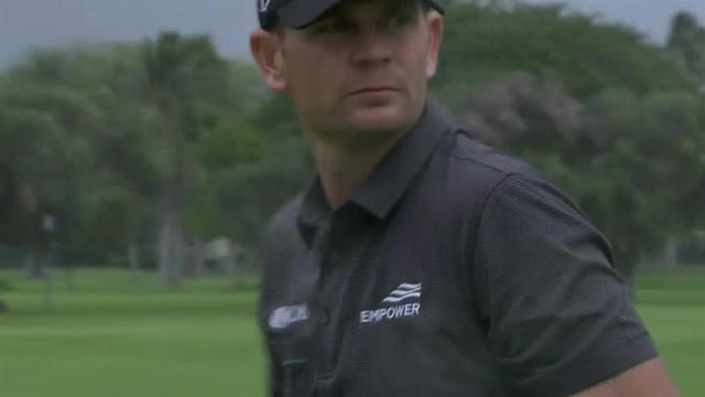 Brendan Steele's impressive second leads to birdie at the Sony Open