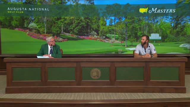 """Augusta US Masters   Augusta is """"tough to win once"""" says Johnson on why so few go back to back"""