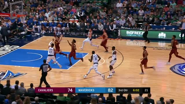 Nowitzki passes Chamberlain for 6th on NBA scoring list
