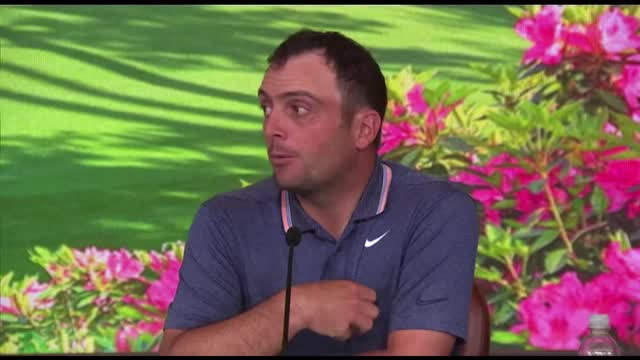 Molinari 'really happy' after bogey free round leaves him in 5 way tie for the lead