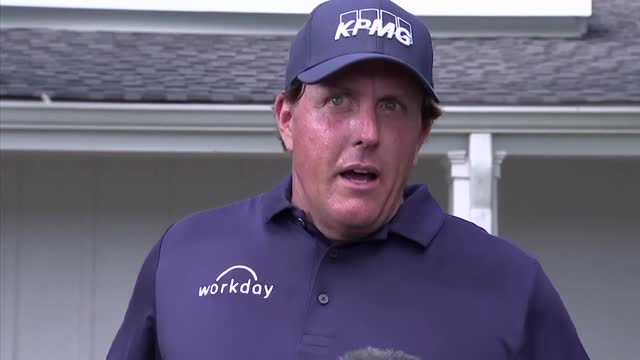 Mickelson lines up strong weekend performance at US Masters
