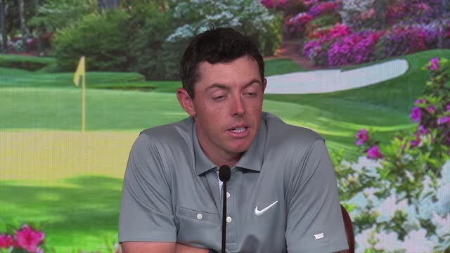 'If I don't win this week, I'll try next year' McIlroy