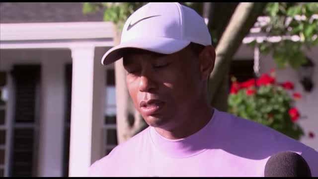 'It was a blast' – Tiger Woods sums up his third round at the Masters