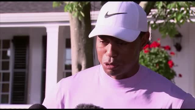 'It's a little different than being 23' – Tiger Woods on Masters battle aged 43