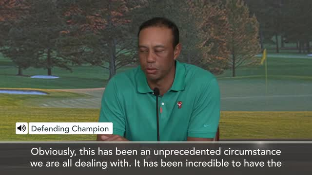 'I never wanted the green jacket for this long' – Woods
