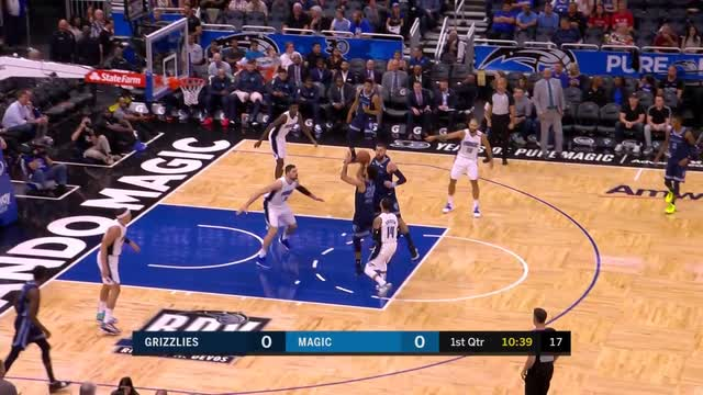 Ross, Fournier help Magic rally past Grizzlies in overtime