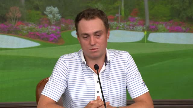 "Augusta US Masters | ""He's bummed"" – Justin Thomas on Tiger Woods' absence at the Masters"