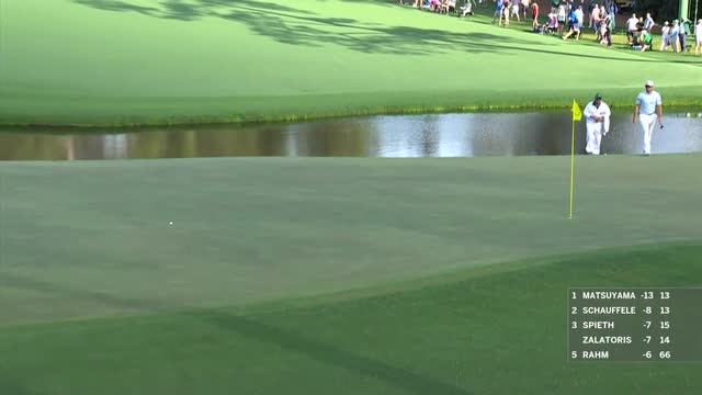 Augusta US Masters | Matsuyama becomes Japan's first Masters champion after tense final round