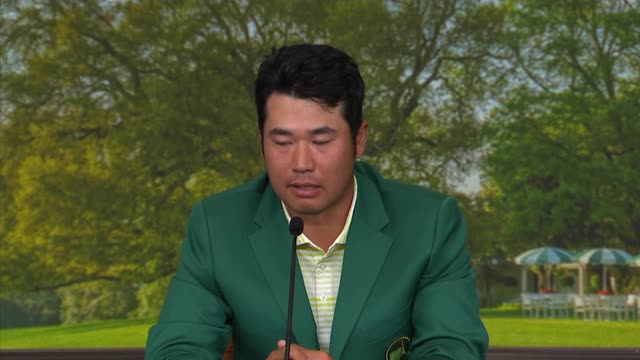 Augusta US Masters | Matsuyama, 'Hopefully others in Japan will follow in my footsteps'