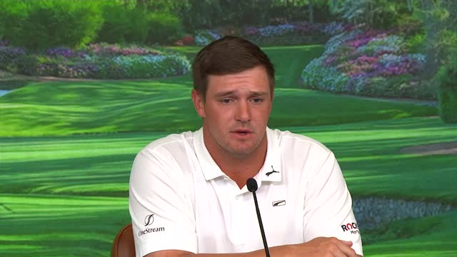 Augusta US Masters | DeChambeau teases secret new club for Masters; surprised by influence on Mcllroy
