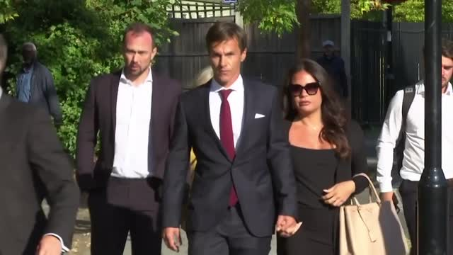 Golfer Olesen at London court to face charges of sexual assault