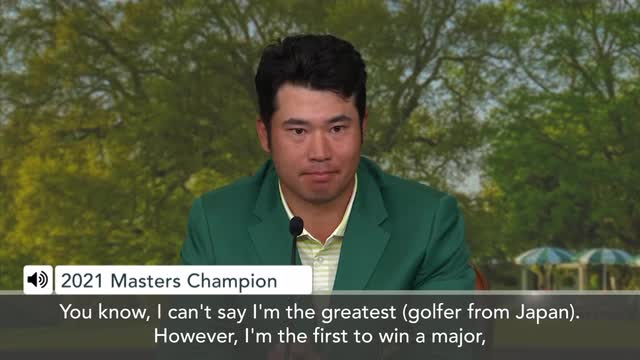 Augusta US Masters | 'I might not be the greatest in Japan, but I am the first to win a major' Matsuyama