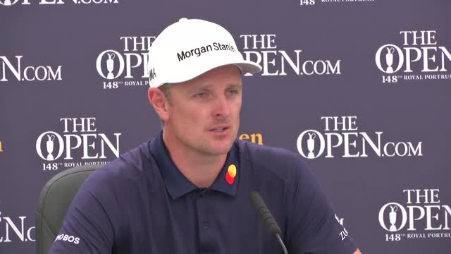 Justin Rose on long wait to win a second Major