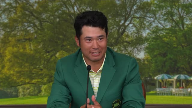 Augusta US Masters | 'It would be an honour' if Matsuyama could light the cauldron for the Tokyo Olympics
