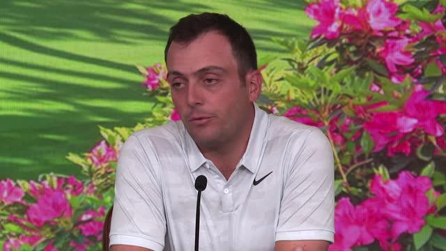 Molinari confident ahead of Masters