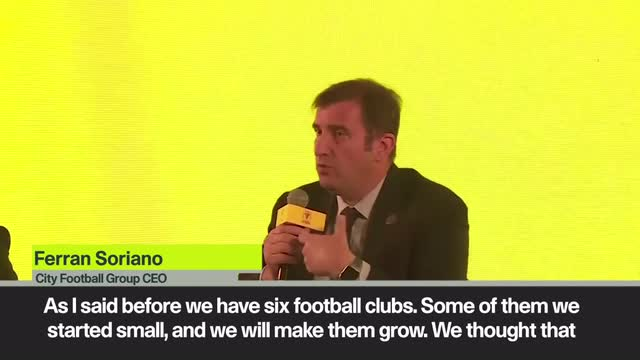 Man City ownership buys Chinese club to expand portfolio
