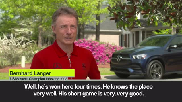 'Wood and McIlroy in form' – Langer on US Masters
