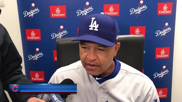 Dodgers spoil Jon Lester's return, beat Cubs 2-1