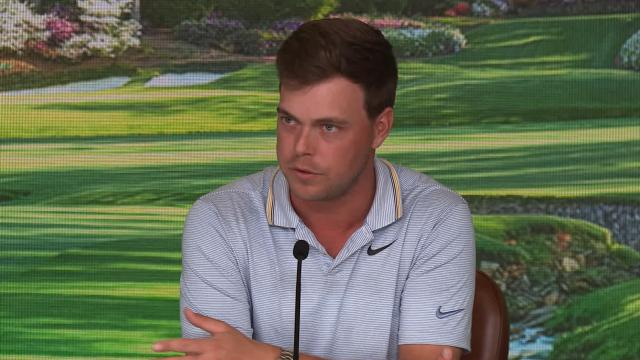 Keith Mitchell on the different looks Augusta National presents