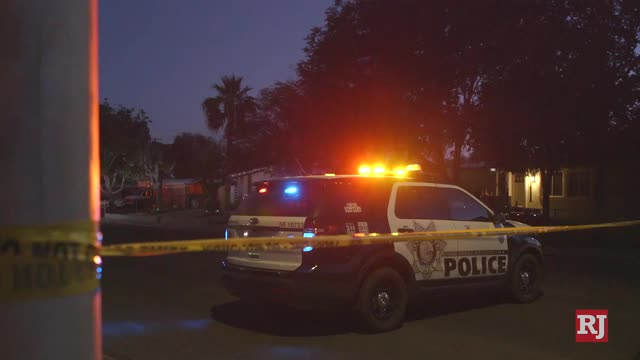 Las Vegas Review Journal Sports | 3200 lava Avenue homicide