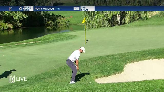 Rory McIlroy's short game leads to birdie at THE CJ CUP