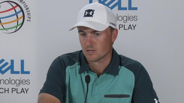 Jordan Spieth on his pool and game before WGC-Dell Match Play