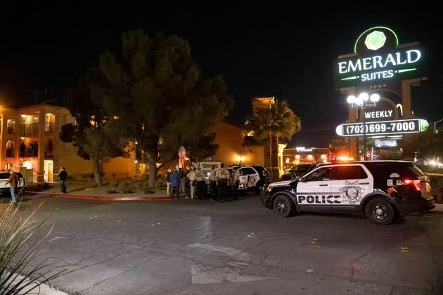 Las Vegas Review Journal News | Man fatally shot in car east of Las Vegas Strip