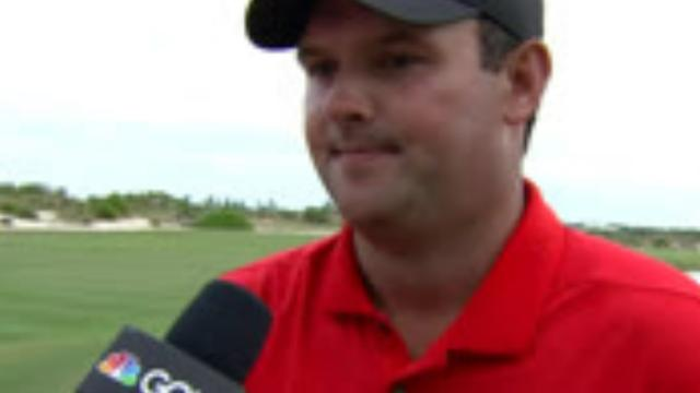 Patrick Reed's interview after Round 2 of Hero