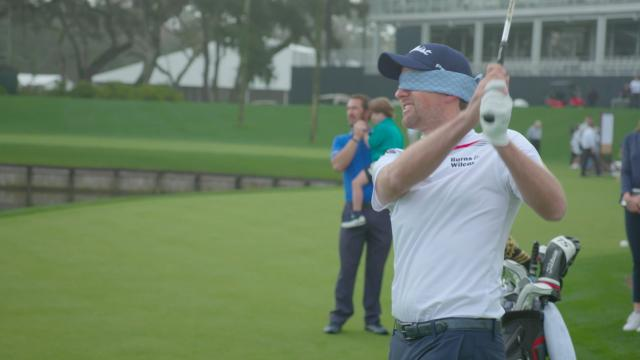 Island Green Challenge with Webb Simpson and Tesori