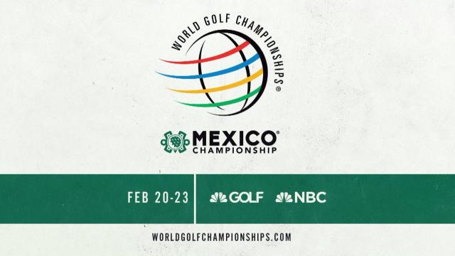 2020 World Golf Championships-Mexico Championship