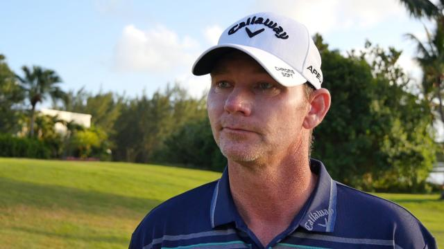 Tommy Gainey comments after Round 3 of Great Exuma