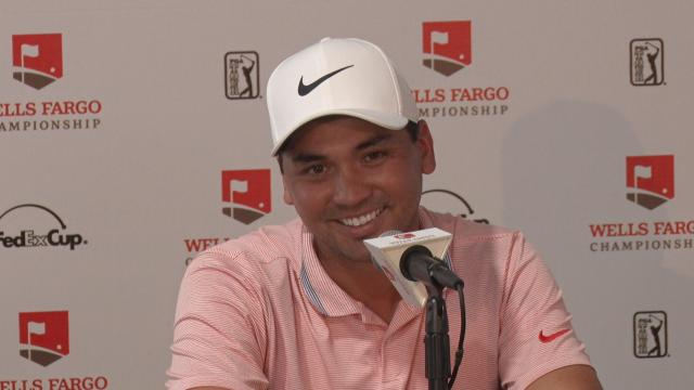 Jason Day comments before Wells Fargo