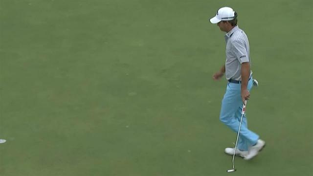 Kevin Kisner uses nice approach to set up birdie at the Sony Open