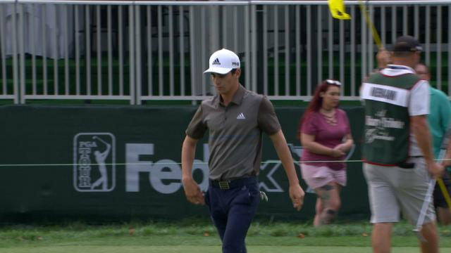 Joaquin Niemann's Round 3 highlights from The Greenbrier