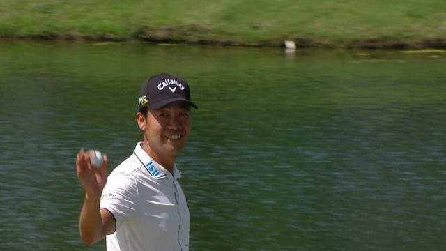 Kevin Na's Round 3 highlights from Charles Schwab