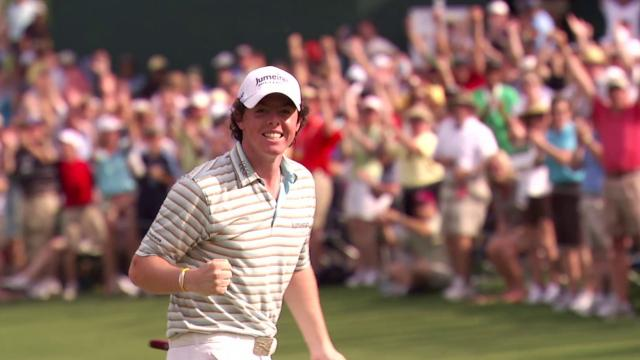 Rory McIlroy 2010 Wells Fargo Championship highlights