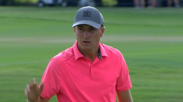 Jordan Spieth's Round 2 highlights from Charles Schwab