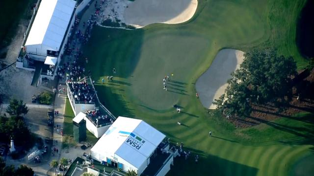 Brendon Todd takes the solo lead by one at The RSM Classic