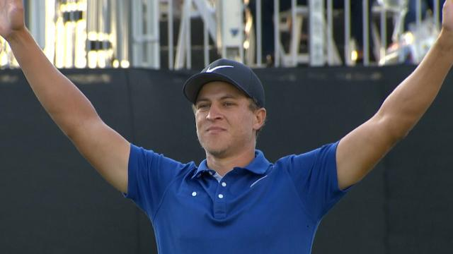 Cameron Champ wins by one shot at Safeway Open