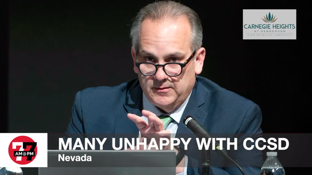 Las Vegas Review Journal News | Nearly half dissatisfied with CCSD's COVID-19 response, poll