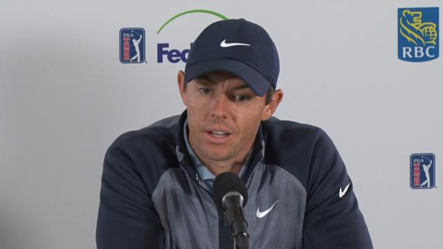 Rory McIlroy on achieving results before RBC Canadian