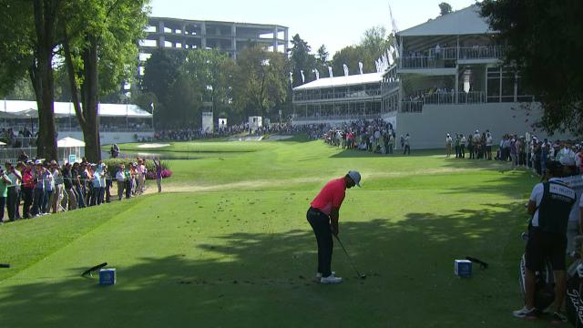 Today's Top Plays: Jon Rahm's 158-yard ace for the Shot of the Day