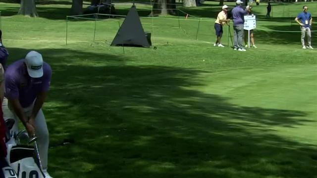 PGA TOUR | Lee Westwood's short game leads to birdie at WGC-Mexico