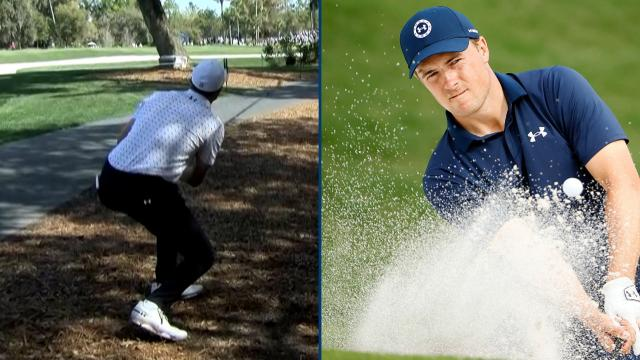 PGA TOUR | Jordan Spieth's greatest escapes of 2020-21 season