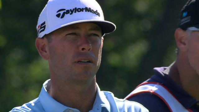 Chez Reavie's Round 1 highlights from Rocket Mortgage