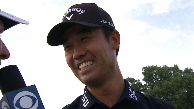 Kevin Na's interview after winning Charles Schwab