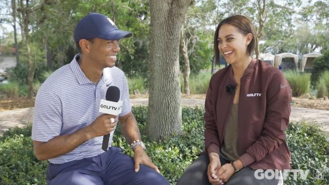 Tiger Woods interview after Round 2 of THE PLAYERS