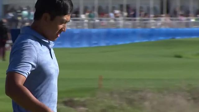 C.T. Pan's Round 4 highlights from RBC Heritage
